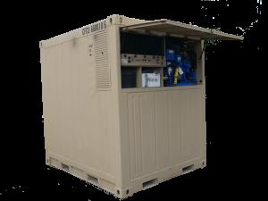 Tri-Container